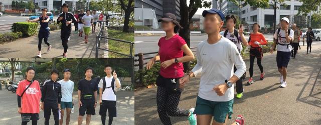 皇居ラン+新宿中央公園往復ラン